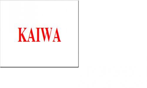 """Công ty CPTM XNK TÂY SÀI GÒN (VN) đăng ký nhãn hiệu """"KAIWA"""""""