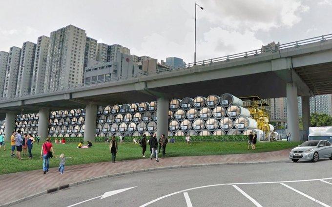 Thậm chí, công ty còn muốn đặt chúng hàng loạt dưới các gầm đường cao tốc.