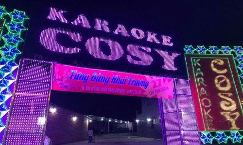Nhãn hiệu  Karaoke OXY