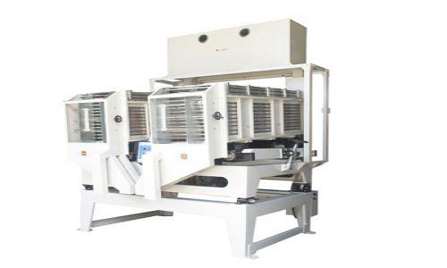 Máy tách thóc của Công ty cổ phần cơ khí chế tạo máy Long An (LAMICO)